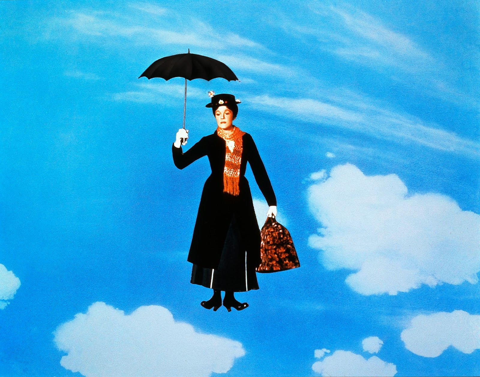 Mary Poppins!  All Day on  Friday December 5th