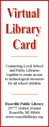 Virtual Library Card – Roseville Public Library